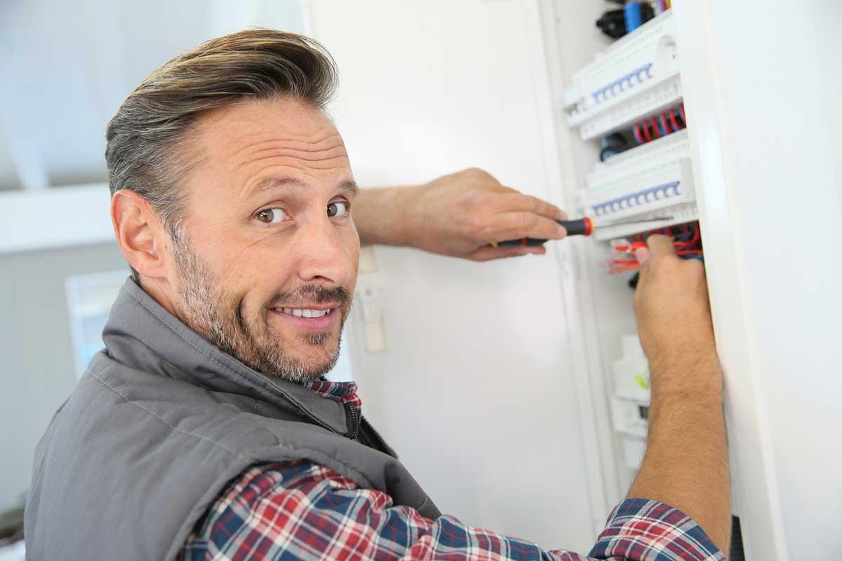 prix travaux électricité