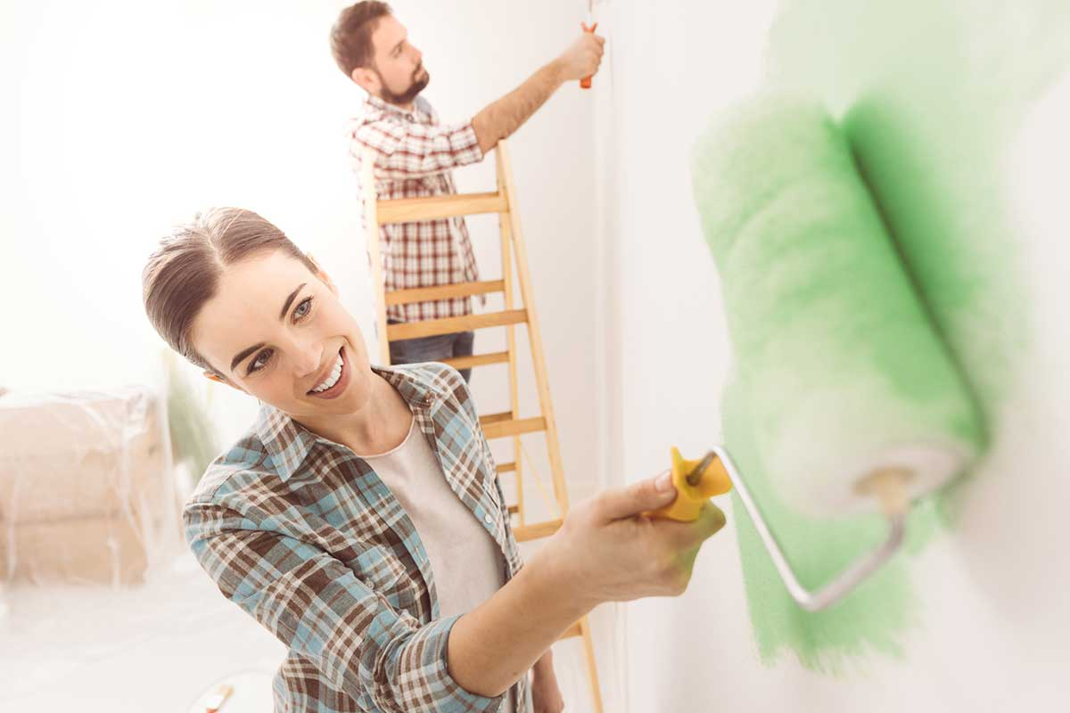 prix travaux peinture