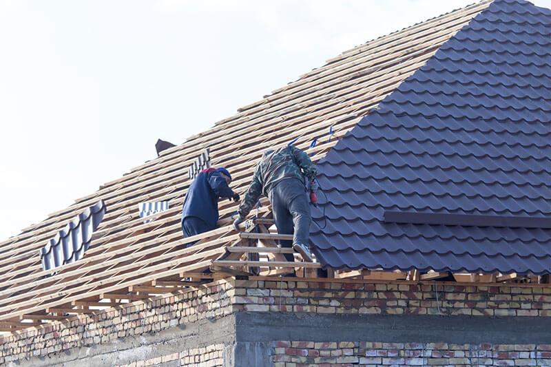 prix des travaux de toiture