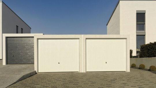 garage et portail
