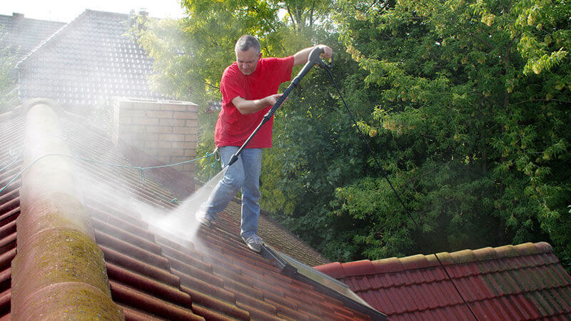 devis nettoyage toiture