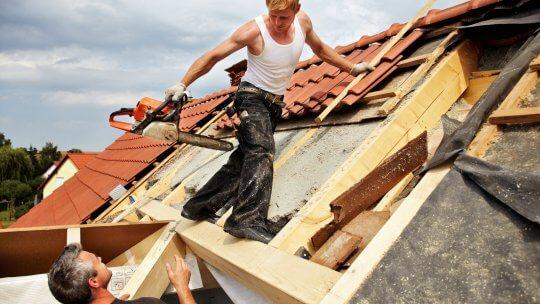Renover sa toiture est fonction de nombreux elements