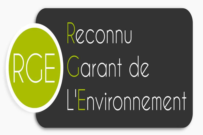 certificat rge prime eco energie