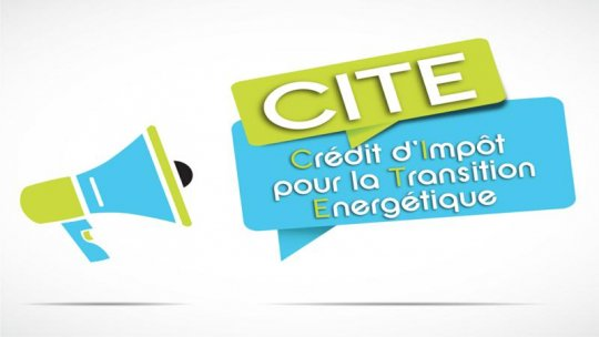 credit impot transition energetique