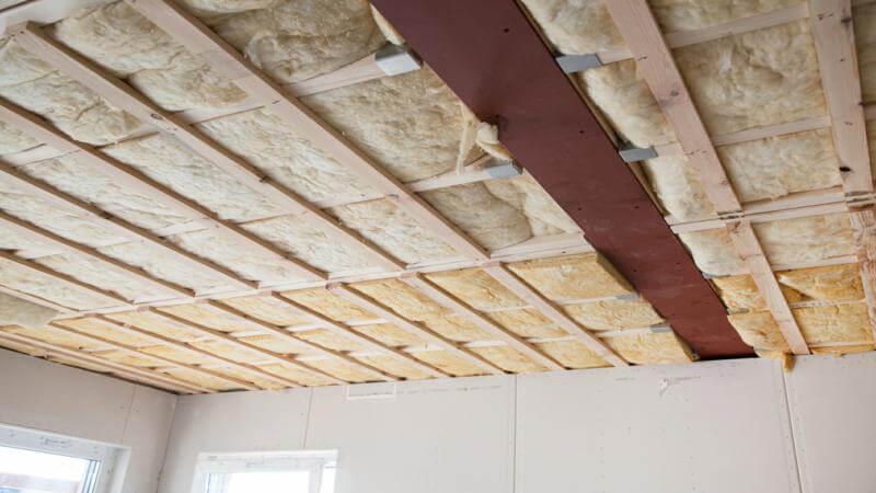 tarif pour la pose faux plafond