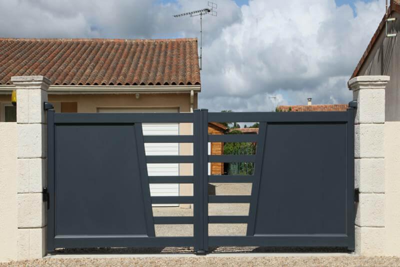 tarif installation portail