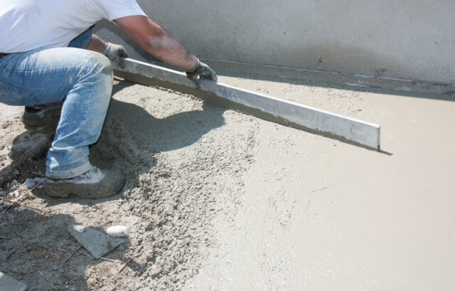 prix terrasse beton