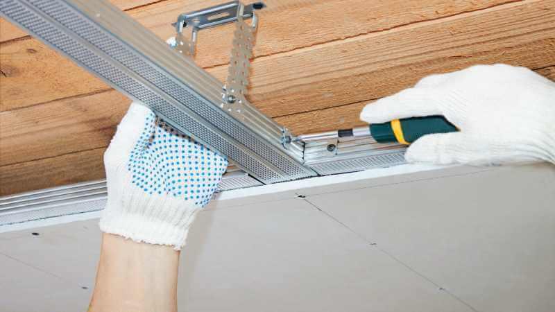 cout plafond autoportant