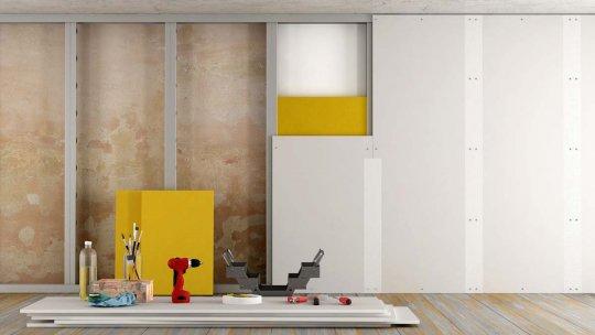 placo faux plafond