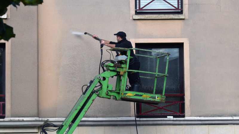 prix nettoyage façade