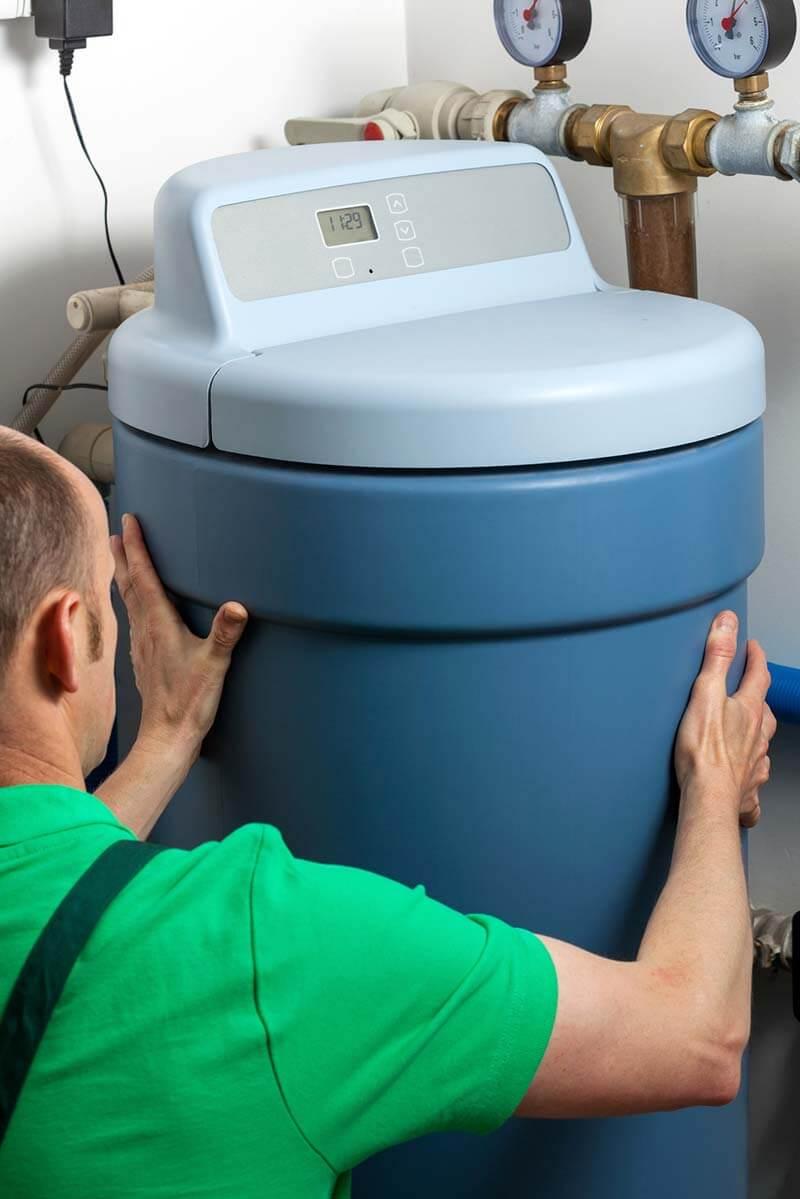 cout installation adoucisseur eau