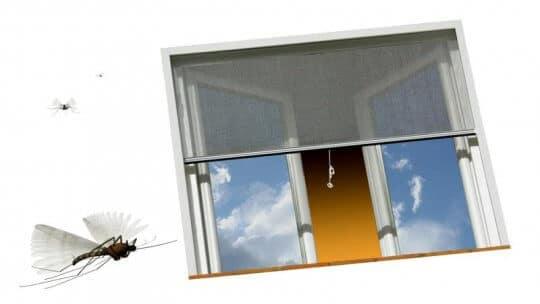 Quel est le prix d'une moustiquaire pour fenêtre et porte fenêtre ?
