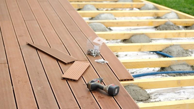 tarif terrasse en bois composite