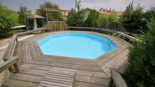 prix liner de piscine