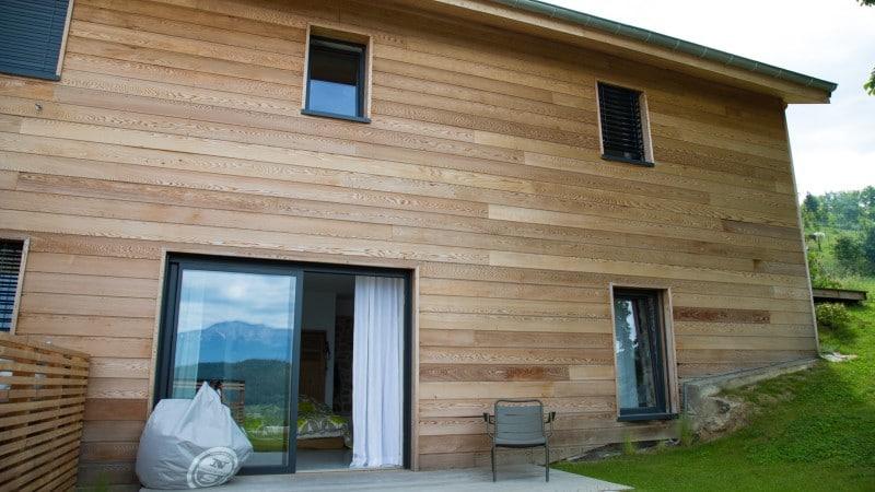 prix bardage bois facade exterieure