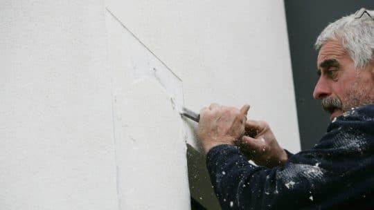 tarif retrait crepi plafond