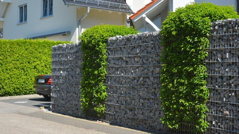 tarif mur gabion