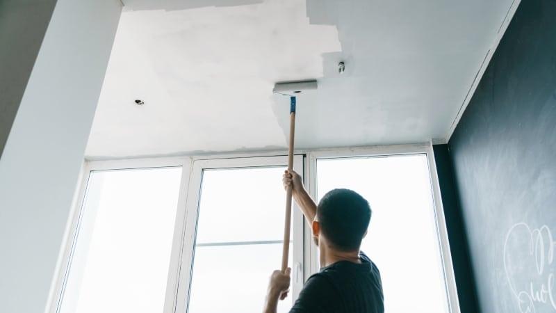 mesurer quantite peinture
