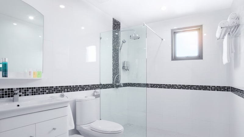 tarif paroi douche avec installation