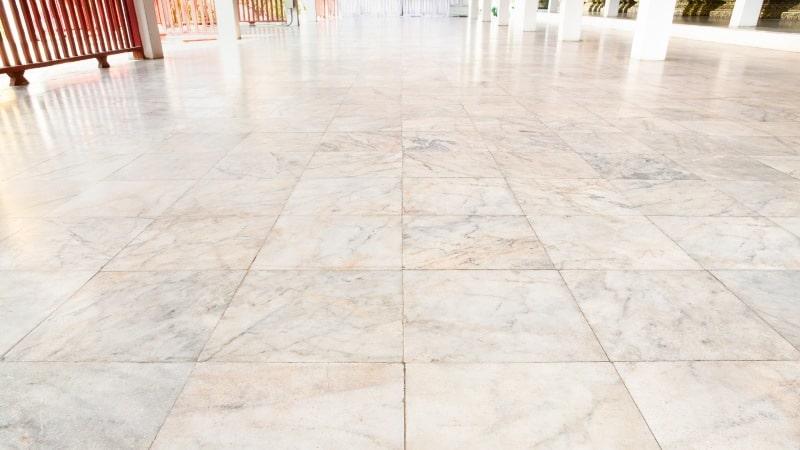tarif sol en marbre
