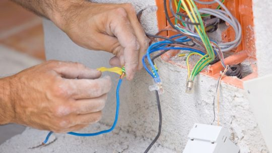 prix petits travaux electricite