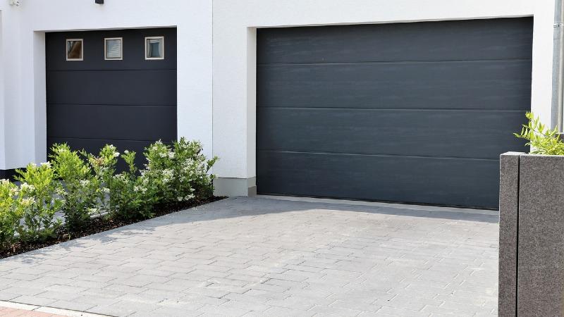 tarif pose porte garage