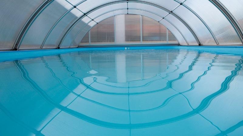 Prix pose abri de piscine