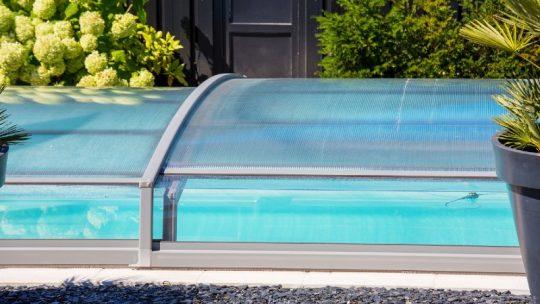 abri de piscine prix pose
