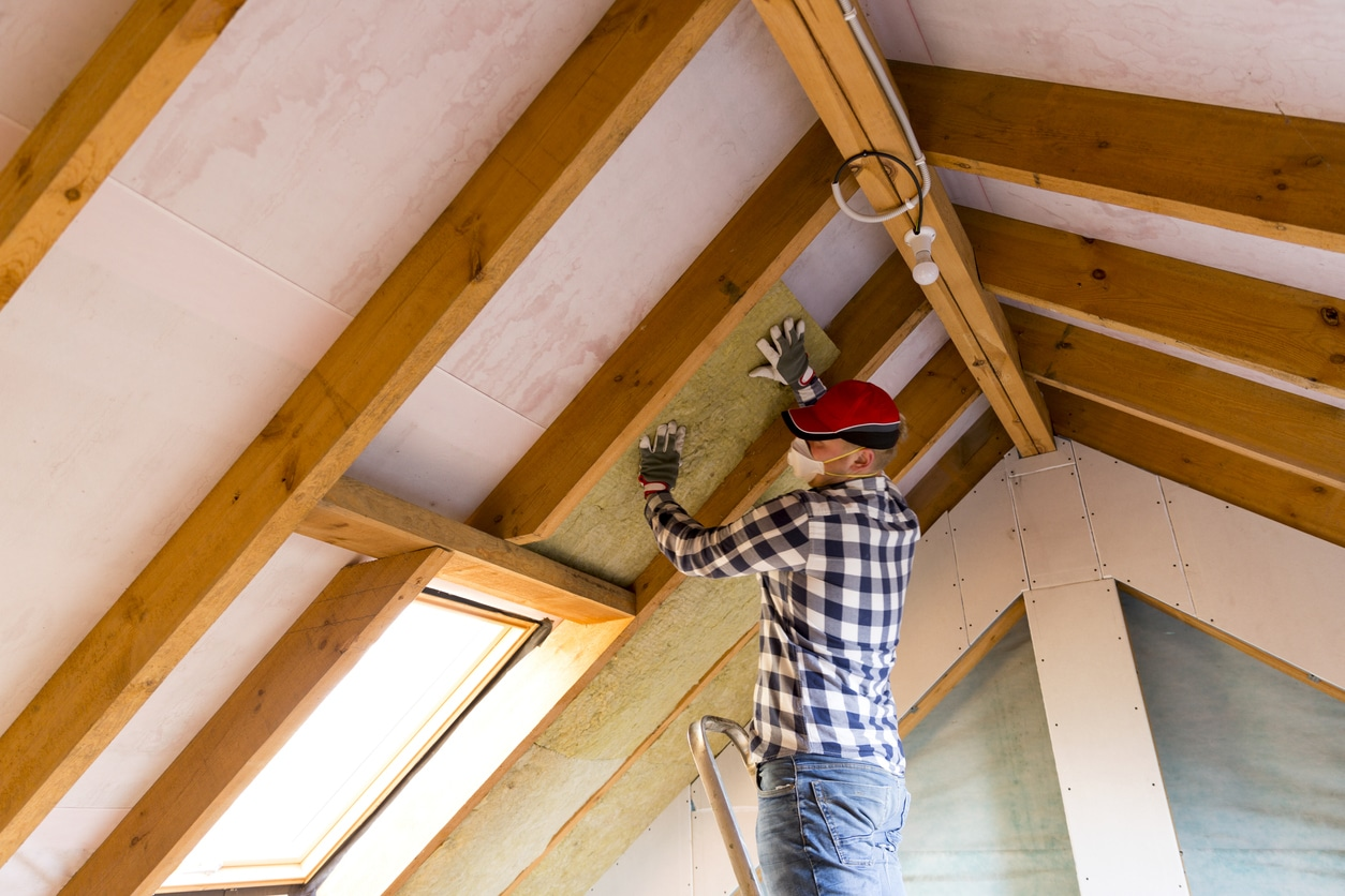 prix isolation plafond