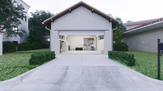 tarif garage prefabrique