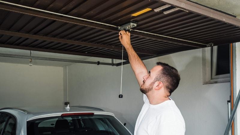 tarif securiser porte garage