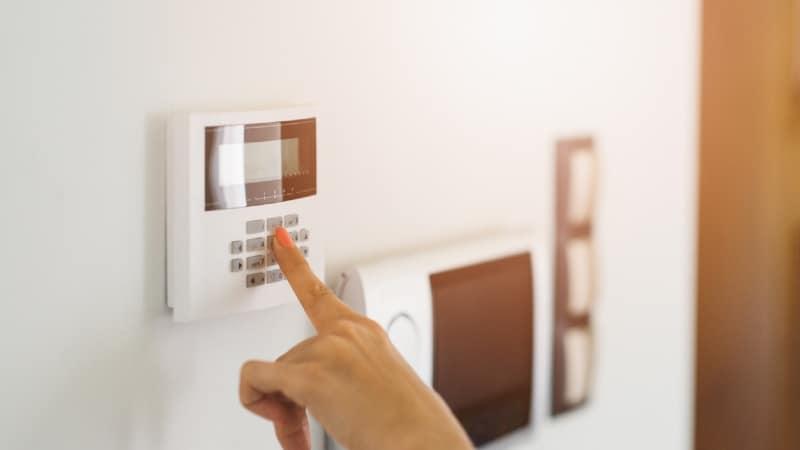 tarif pour une alarme maison anti incendie